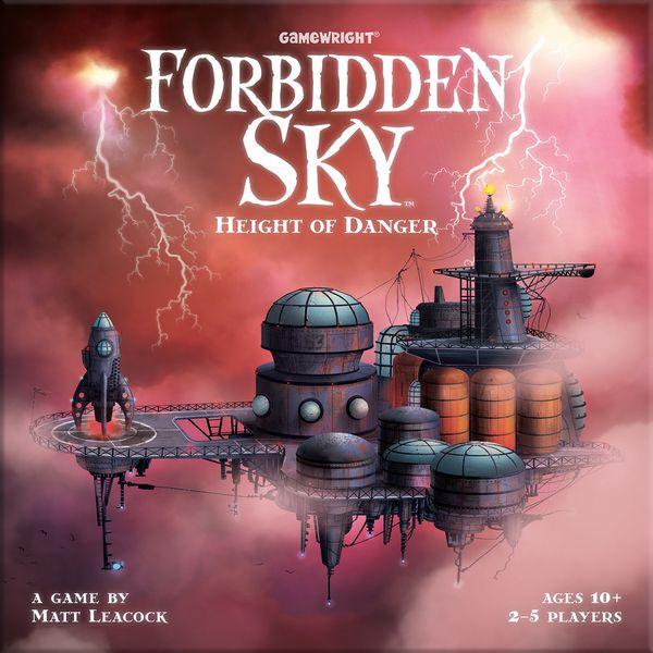 Forbidden Sky Review | Co-op Board Games image