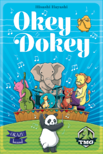 Okey Dokey card game review