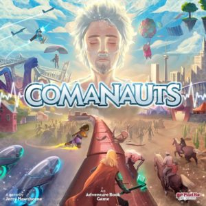 Comanauts preview