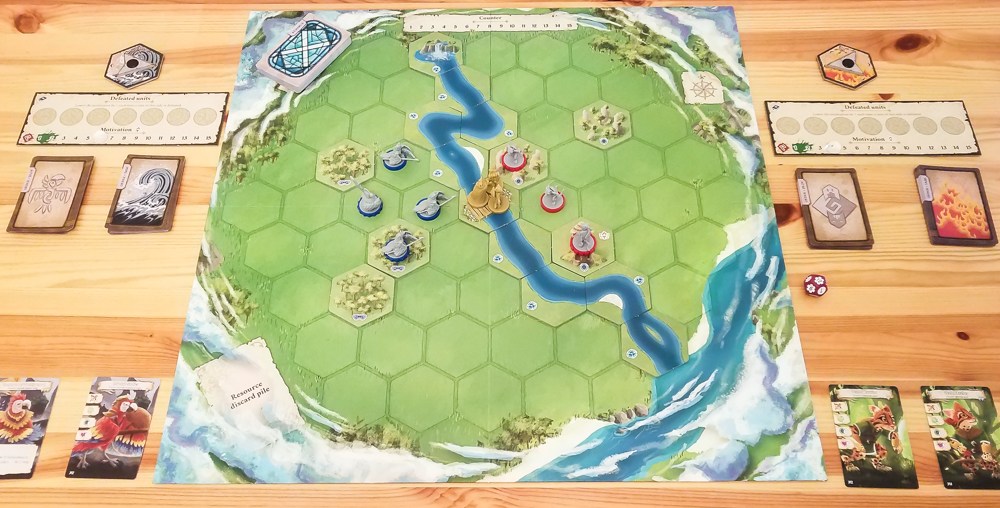 Dawn of Peacemakers review - setup