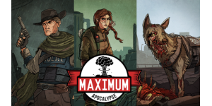 Maximum Apocalypse board game review