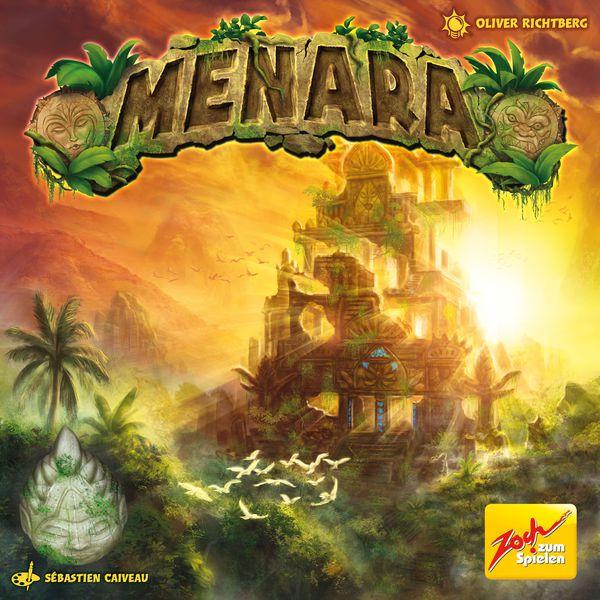 Menara Review   Co-op Board Games image
