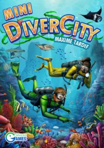 Mini DiverCity card game review