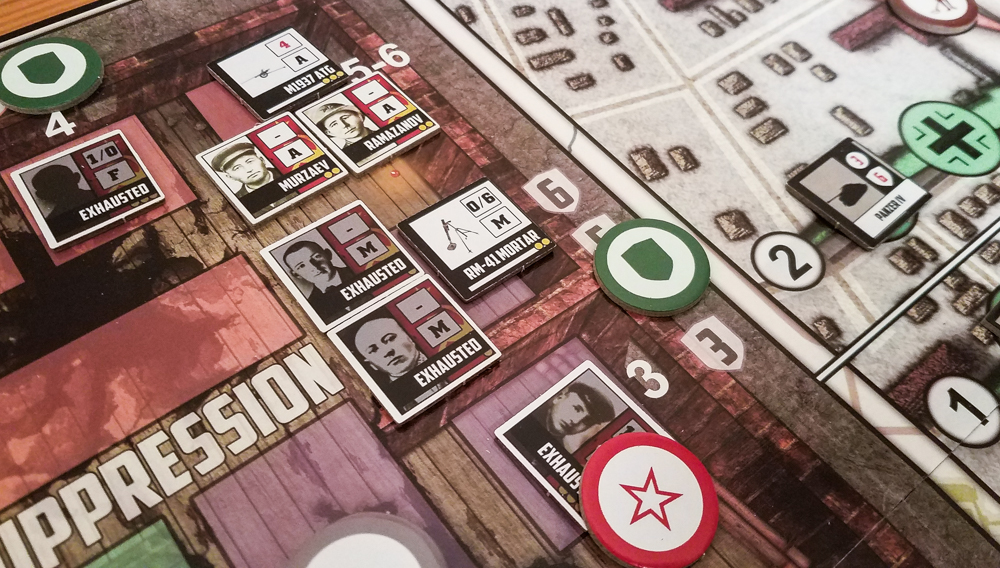 Pavlov's House review - soldiers inside the building