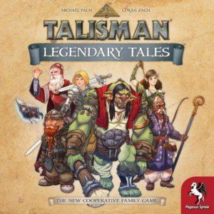 Talisman Legendary Tales preview