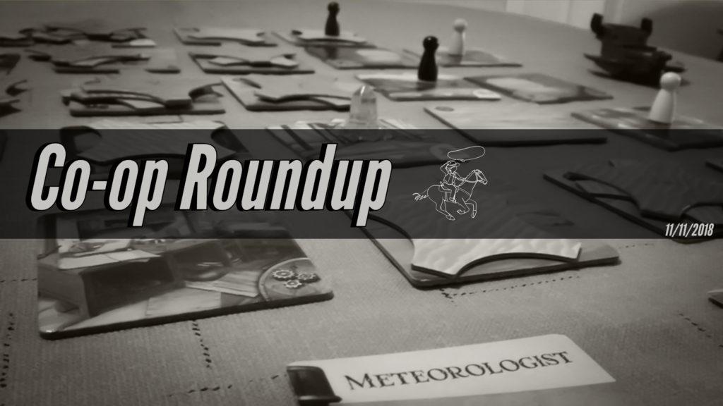 Co-op Roundup - November 11, 2018