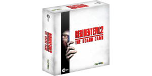 Resident Evil 2 The Board Game preview