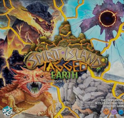 Spirit Island: Jagged Earth Kickstarter Preview | Co-op Board Games image