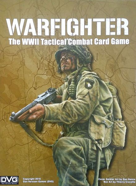 Warfighter WWII Review | Co-op Board Games image