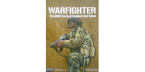 Warfighter WWII board game review - cover
