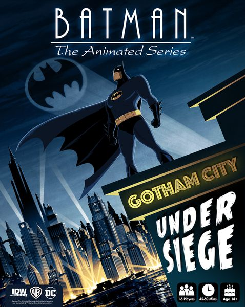 Batman: The Animated Series – Gotham City Under Siege Review image
