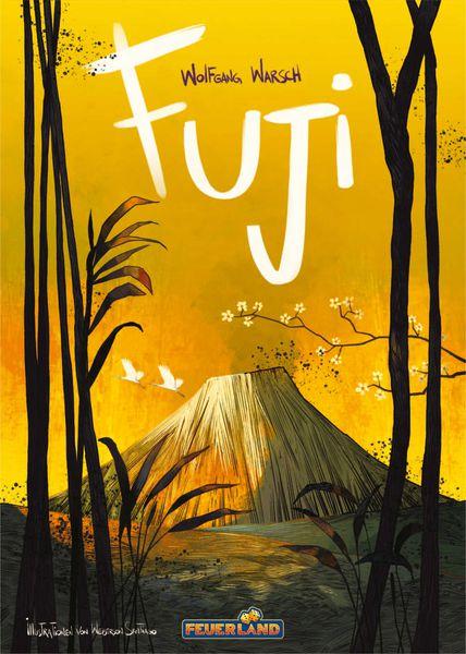 Coming Soon - Fuji | Co-op Board Games image