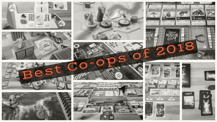 best cooperative board games of 2018