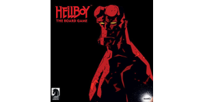 Hellboy The Board Game - cover