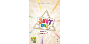 Just One review - cover