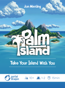 Palm Island review - cover