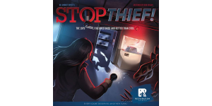 Stop Thief review - cover