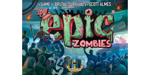 Tiny Epic Zombies review - cover