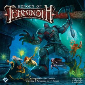 Heroes of Terrinoth review - cover