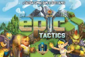 Tiny Epic Tactics KS