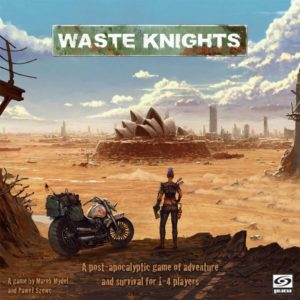 Waste Knights Second Edition KS