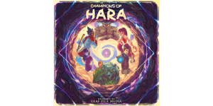 Champions of Hara review - cover