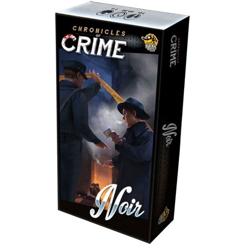 Chronicles of Crime: Noir Review image