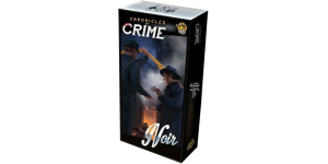 Chronicles of Crime Noir review - cover