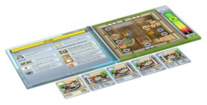 Quirky Circuits preview - scenario book