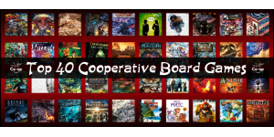 top 40 cooperative board games