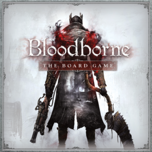 Bloodborne: The Board Game - cover