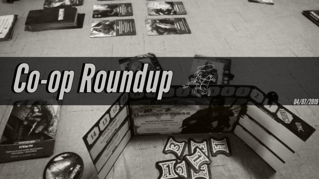 Co-op Roundup - April 07, 2019