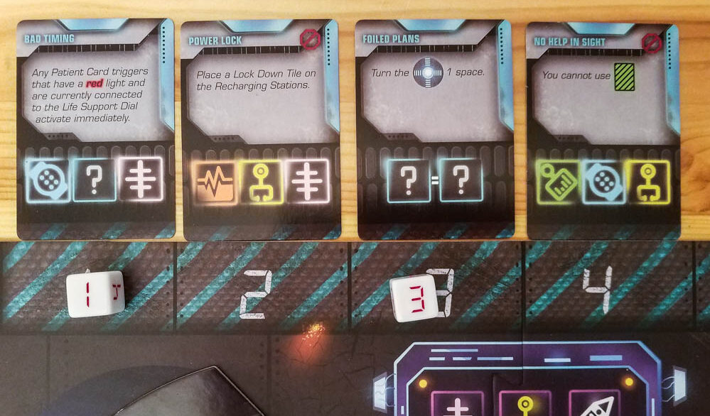 Flatline review - emergency cards