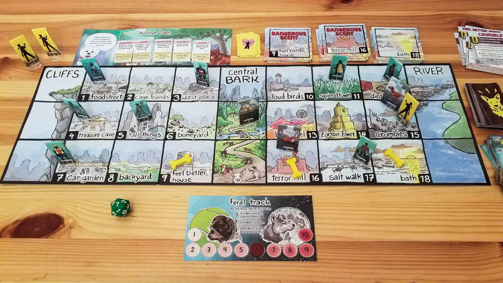 Good Dog, Bad Zombie review - about to win
