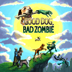 Good Dog, Bad Zombie review - cover