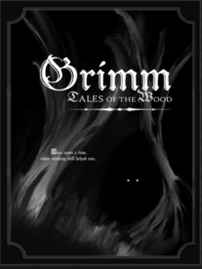 Grimm Tales of the Wood - cover