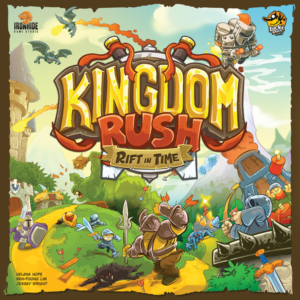 Kingdom Rush Rift in Time review - cover