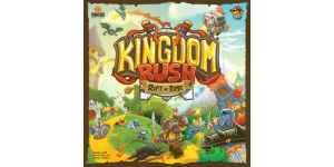 Kingdom Rush Rift in Time preview - cover