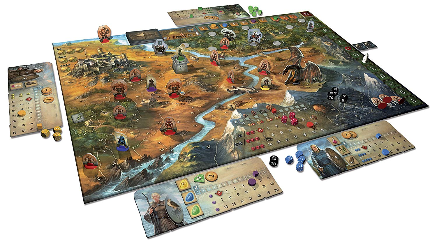 legends of andor art