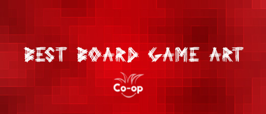 top 10 best cooperative board game art