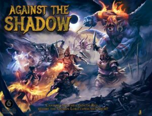 Against the Shadow review - cover