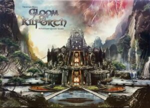 Gloom of Kilforth review - cover
