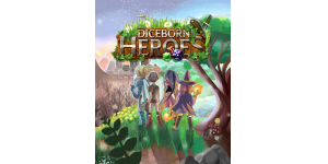 Diceborn Heroes review - cover