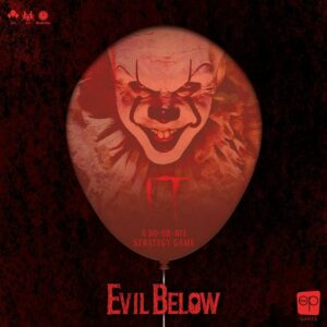It Evil Below preview - cover