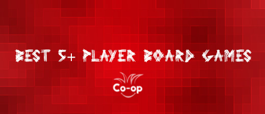 Top 10 Cooperative Board Games for Five or More Players