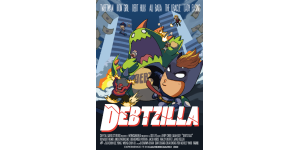 Debtzilla review - cover