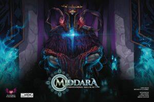 Middara - cover