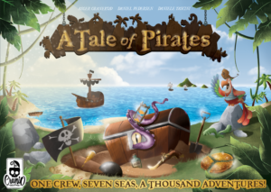 A Tale of Pirates review - cover