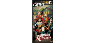 Chronicles of Crime Welcome to Redview review - cover