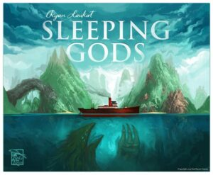 Sleeping Gods cover